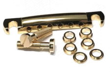 #4006 Tone-Lock™ KIT (METRIC) Gloss Gold, for HERITAGE, EPIPHONE, and other IMPORTED GUITARS