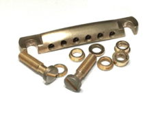 #4007 Tone-Lock™ KIT (METRIC) Aged Gold, for HERITAGE, EPIPHONE, and other IMPORTED GUITARS