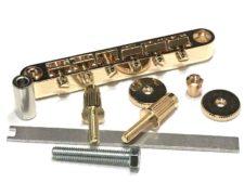 #3035PLUS-USA/ABR-1 Tone-Lock™ Bridge, Gloss Gold
