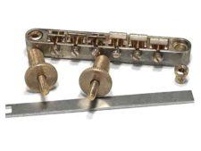 """#3036ESW Tone-Lock™ Bridge """"E-Z"""" Aged Gold"""