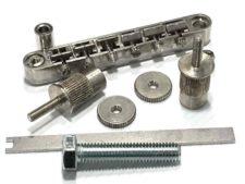 """#3032EST Tone-Lock™ Bridge """"Plus"""" Aged Nickel"""
