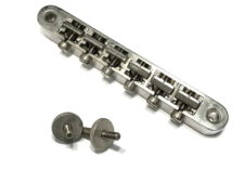 "#3069 ABRN Bridge ""E-Z"" Aged Nickel"
