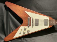 Gibson Faded Flying V – CCFV-001