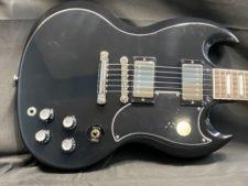 2018 Gibson SG Standard in Ebony – CCSG-001
