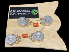 Corsa Controls Les Paul Wiring Kit